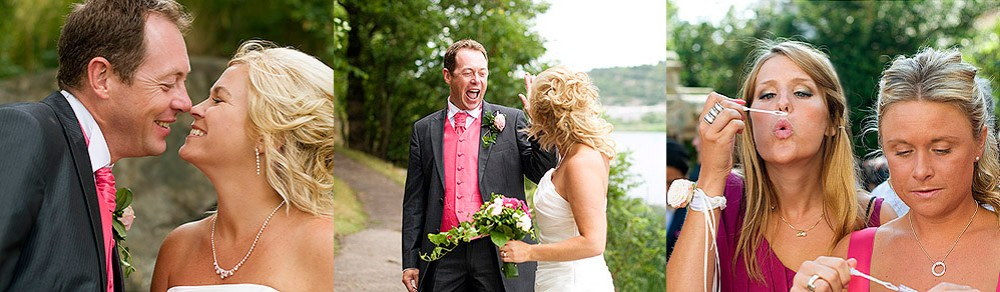 Bröllopsfoto och andra porträtt