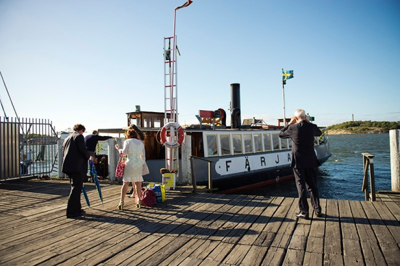Maria & Henrik båten mingel_112