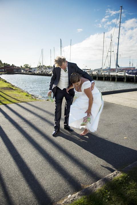 Maria & Henrik båten mingel_258