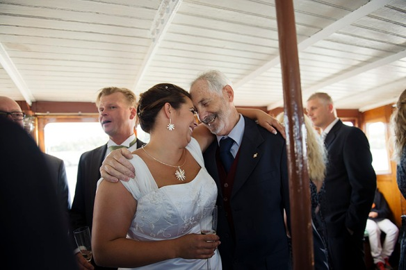 Maria & Henrik båten mingel_89